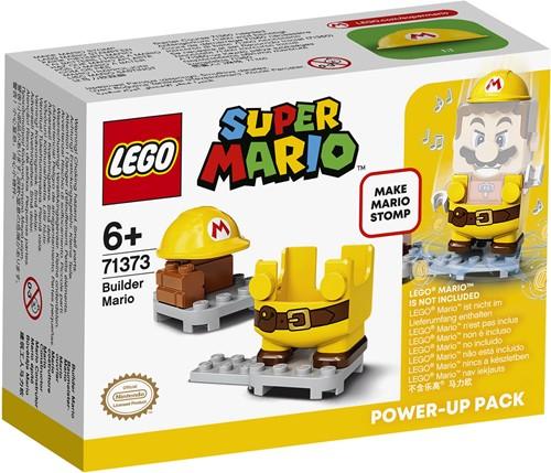LEGO Super Mario™ Power-uppakket: Bouw-Mario - 71373