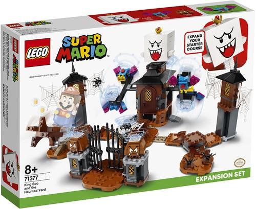 LEGO Super Mario™ Uitbreidingsset: King Boo en de spooktuin - 71377