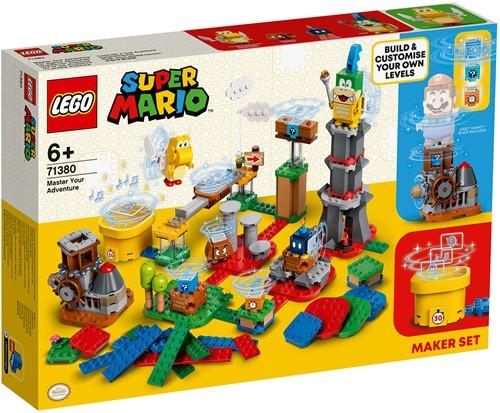LEGO Super Mario™ Makersset: Beheers je avonturen - 71380