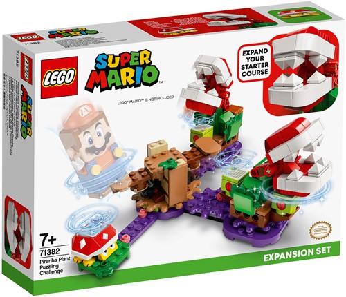 LEGO Super Mario™ Uitbreidingsset: Piranha Plant-puzzeluitdaging - 71382