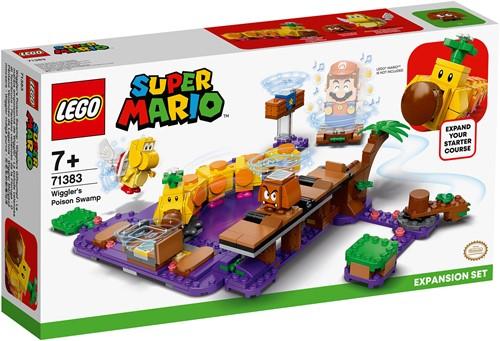 LEGO Super Mario™ Uitbreidingsset: Wigglers giftige moeras - 71383