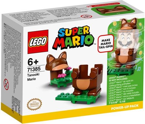 LEGO Super Mario™ Power-uppakket: Tanuki-Mario - 71385