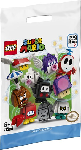 LEGO Super Mario™ Personagepakketten - serie 2 - 71386