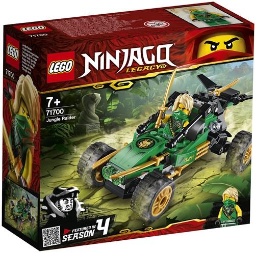 LEGO NINJAGO® Jungle aanvalsvoertuig - 71700