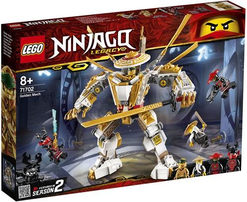 LEGO NINJAGO® 71702 Gouden mech