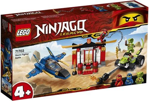 LEGO NINJAGO® Storm Fighter gevecht - 71703