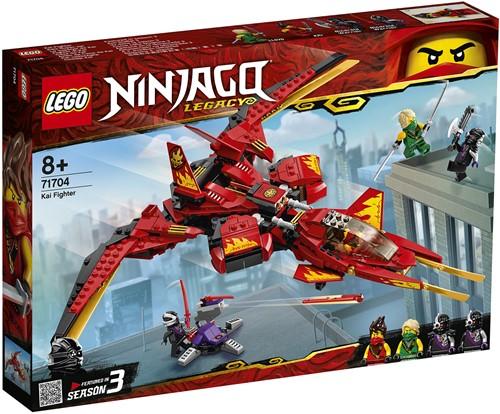 LEGO NINJAGO® 71704 Kai Fighter