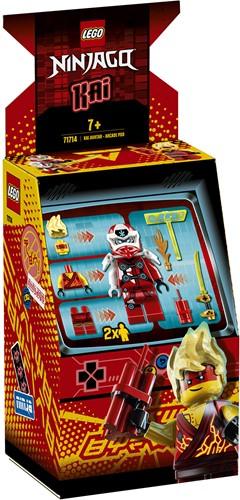 LEGO NINJAGO® 71714 Kai avatar - Arcade Pod