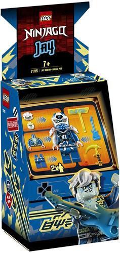 LEGO NINJAGO® Jay avatar - Arcade Pod - 71715