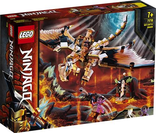 LEGO NINJAGO® 71718 Wu's gevechtsdraak