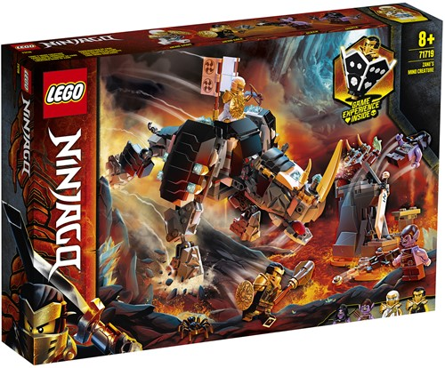 LEGO NINJAGO® Zane's Mino-figuur - 71719