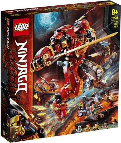 LEGO NINJAGO® 71720 Vuursteen robot