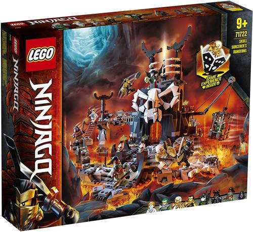 LEGO NINJAGO® Skull Sorcerer's Kerkers - 71722