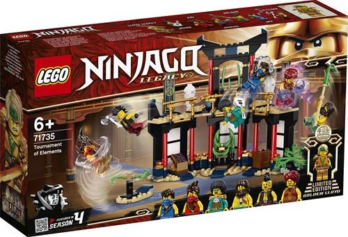 LEGO NINJAGO® Toernooi der Elementen - 71735