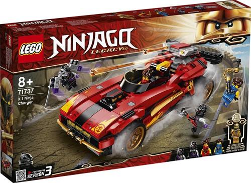 LEGO NINJAGO® X-1 Ninja Charger - 71737