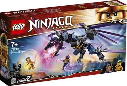LEGO NINJAGO® Overlord Draak - 71742
