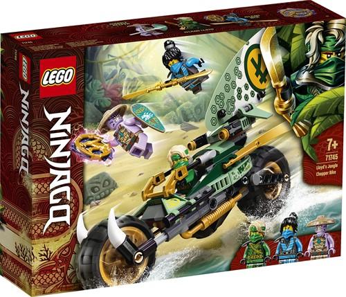 LEGO NINJAGO® Lloyd's Junglechopper - 71745