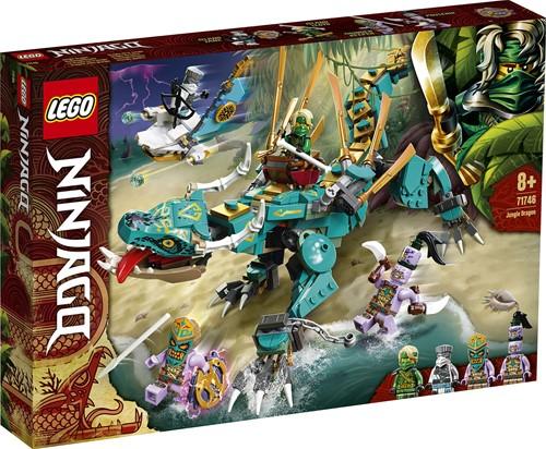 LEGO NINJAGO® Jungledraak - 71746