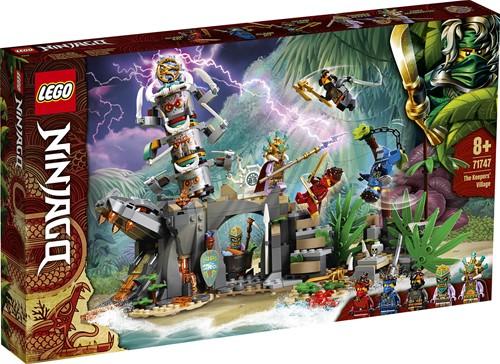 LEGO NINJAGO® Het dorp van de Beschermers - 71747