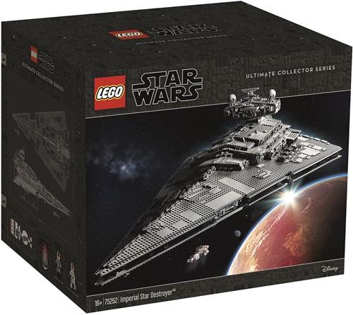 LEGO Star Wars™ 75252 Imperial Star Destroyer™ - UCS Model