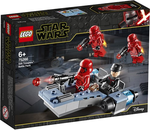 LEGO Star Wars™ Sith Troopers™ Battle Pack - 75266
