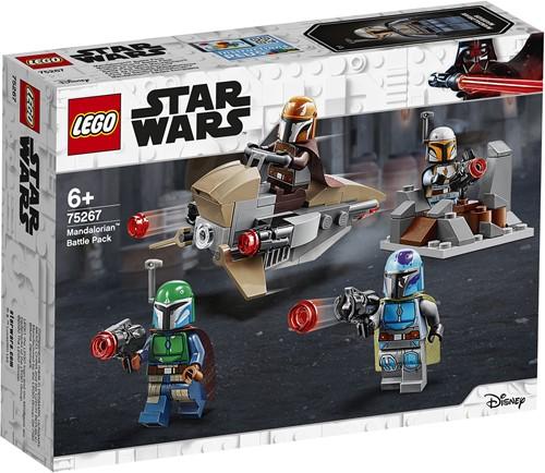 LEGO Star Wars™ Mandalorian Battle Pack - 75267