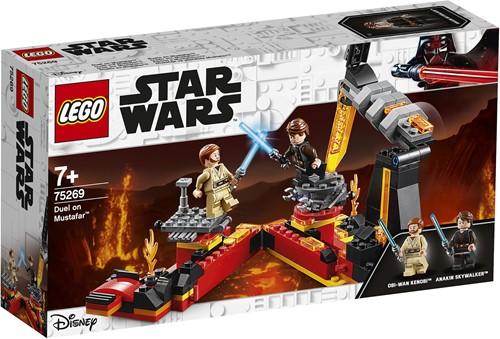 LEGO Star Wars™ Duel op Mustafar™ - 75269