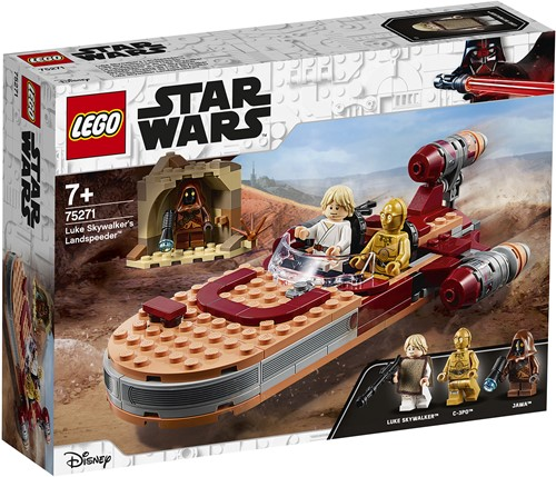 LEGO Star Wars™ Luke Skywalkers Landspeeder™ - 75271