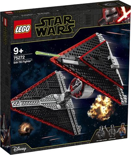 LEGO Star Wars™ Sith TIE Fighter™ - 75272