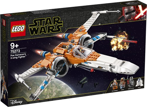 LEGO Star Wars™ Poe Damerons X-wing Fighter™ - 75273