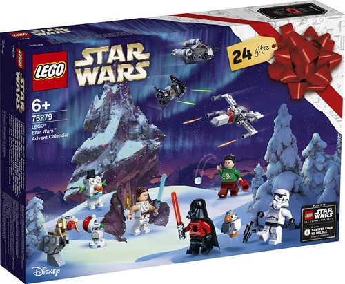 LEGO Star Wars™ Adventskalender 2020 - 75279
