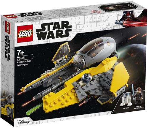 LEGO Star Wars™ 75281 Anakin's Jedi™ Interceptor