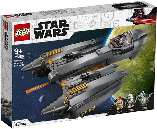 LEGO Star Wars™ 75286 General Grievous' Starfighter™