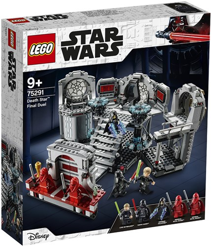 LEGO Star Wars™ Death Star™ Beslissend Duel - 75291