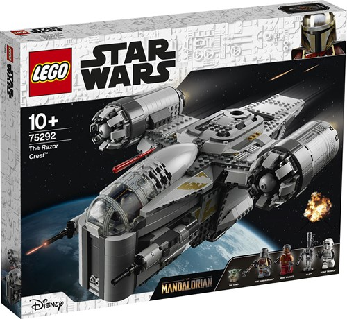 LEGO Star Wars™ The Mandalorian™ Premiejagertransport - 75292