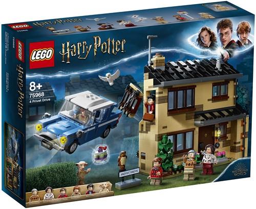 LEGO Harry Potter™ Ligusterlaan 4 - 75968