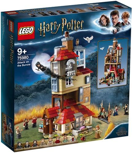 LEGO Harry Potter™ Aanval op Het Nest - 75980