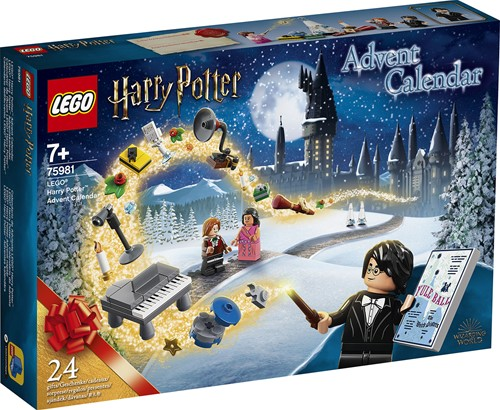 LEGO Harry Potter™ Adventskalender 2020 - 75981