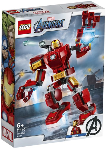 LEGO Marvel Avengers Iron Man Mecha - 76140