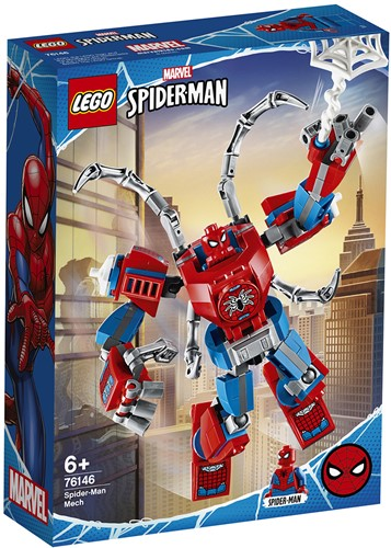 LEGO Marvel Super Heroes 76146 Spider-Man Mecha