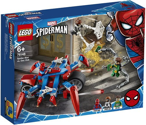 LEGO Marvel Super Heroes 76148 Spider-Man vs. Doc Ock