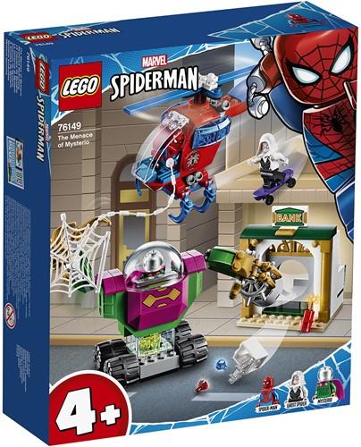 LEGO Marvel Super Heroes 76149 De dreiging van Mysterio