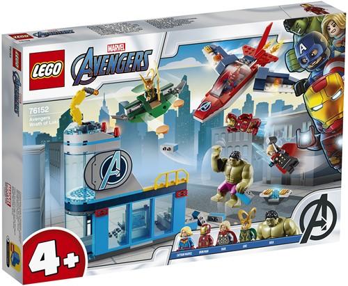 LEGO Marvel Super Heroes Avengers Wraak van Loki - 76152