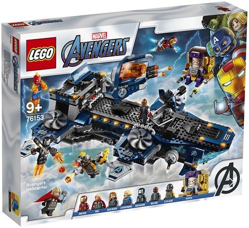 LEGO Marvel Super Heroes Avengers Helicarrier - 76153