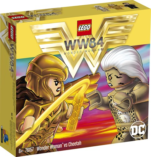 LEGO DC Super Heroes 76157 Wonder Woman™ vs Cheetah
