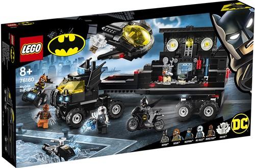 LEGO DC Super Heroes 76160 Mobiele Batbasis