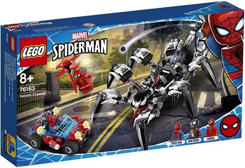 LEGO Marvel Avengers Venom Crawler - 76163