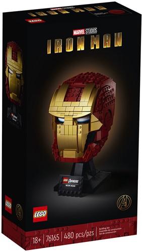 LEGO Marvel Super Heroes 76165 Iron Man helm
