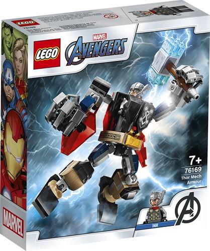 LEGO Marvel Avengers Thor mechapantser - 76169