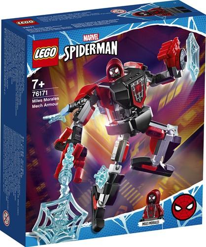 LEGO Marvel Spider-Man Miles Morales mechapantser - 76171